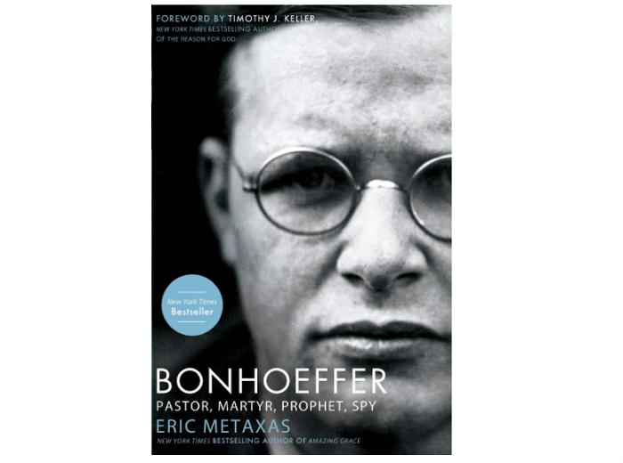Bonhoeffer by Eric Metaxas best Christian books