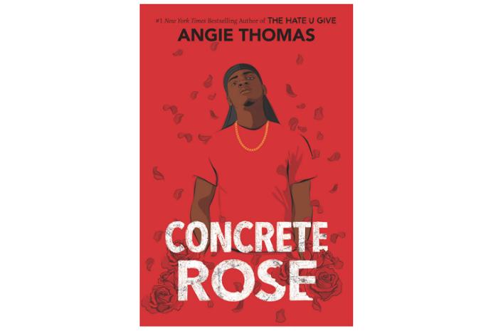 concrete rose historic books