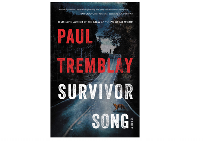 Survivor Song by Paul Tremblay best cosmic horror books