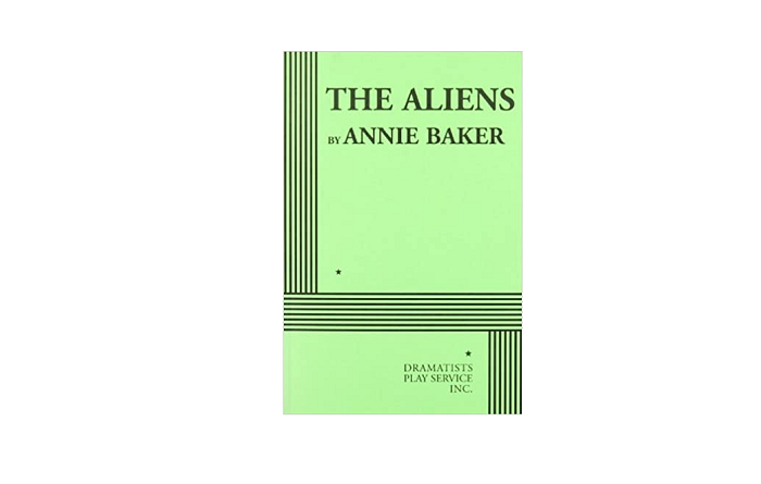The Aliens classic adult books