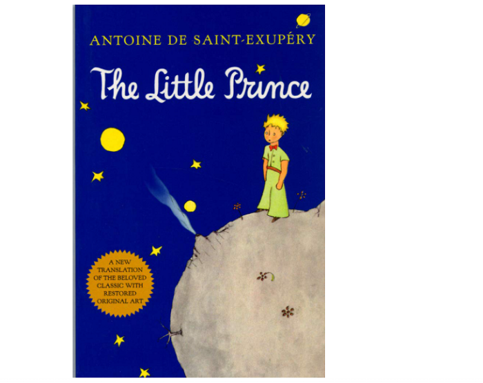 The Little Prince by Antoine De Saint-Exupery books that make you think