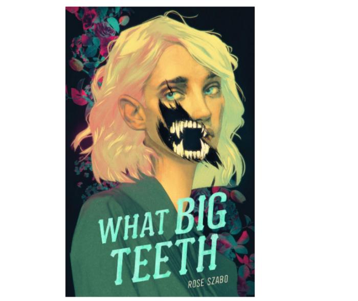 What Big Teeth best halloween books