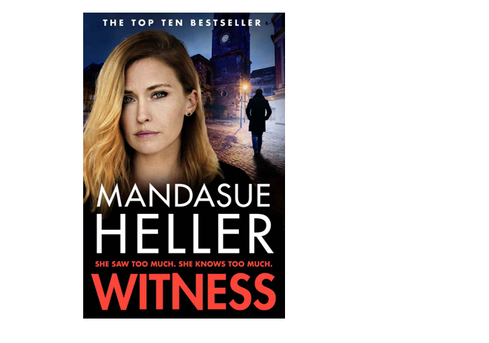 Witness best psychological thrillers books