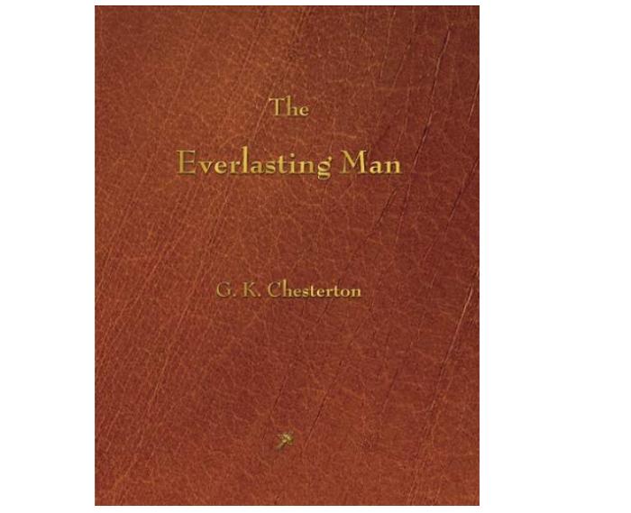 the everlasting man best Christian books