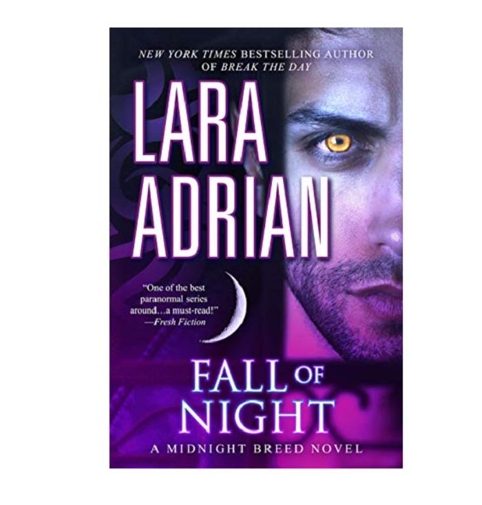 Fall of night best vampire books