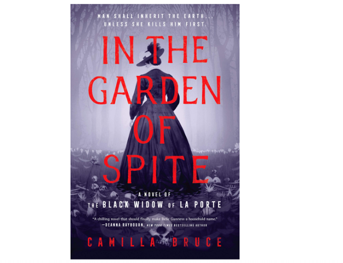 Garden of spite best halloween books