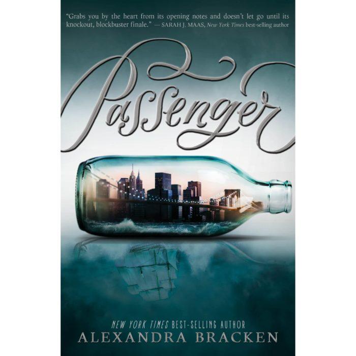 Passenger by Alexander Bracken, 2016