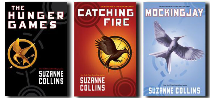 The Hunger Games book series