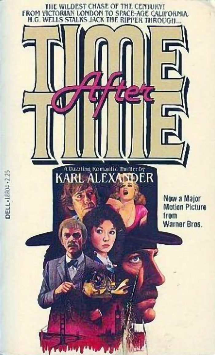 Time After Time by Karl Alexander, 1979