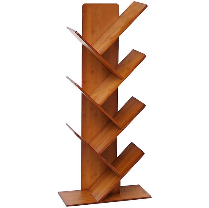 C&A Home Hardwood Branchy book Shelf