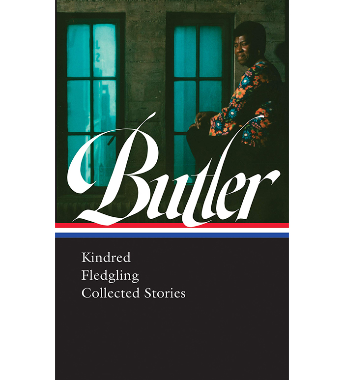 Kindred, Fledgling, Collected Stories by Octavia E. Butler sci fi