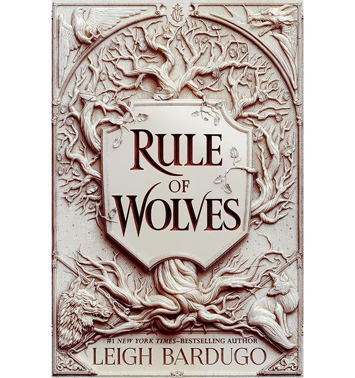 Rule of Wolves fantasy books