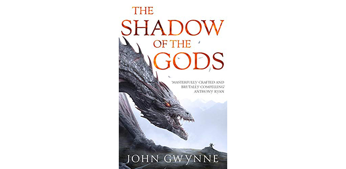 The Shadow of the Gods fantasy books