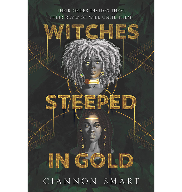 Witches Steeped in Gold fantasy books