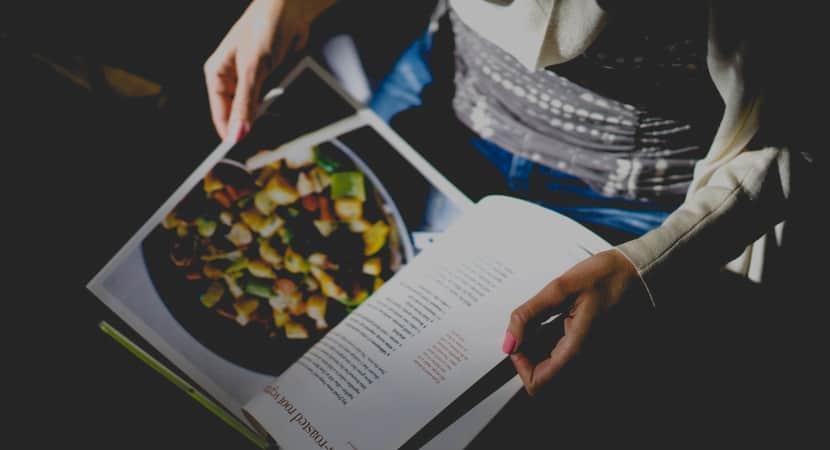 old fashioned recipe books