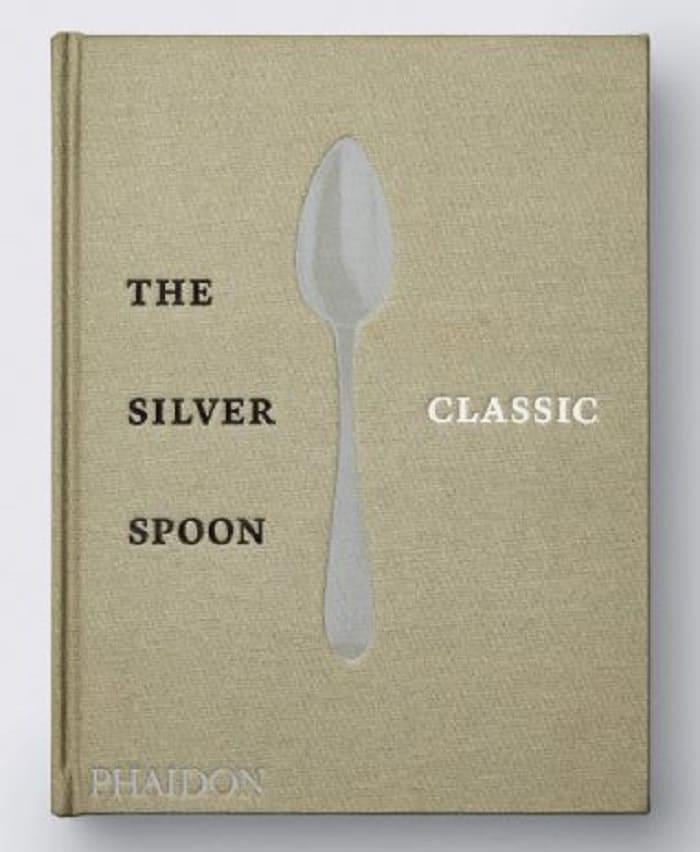 the silver spoon (1950)- old fashioned recipe books