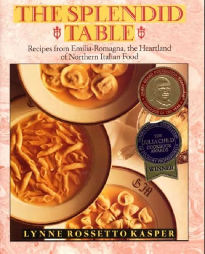 the splendid table- old fashioned recipe books
