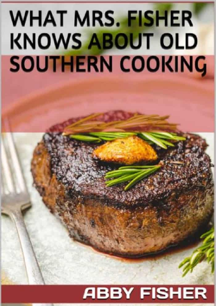 what mrs. fisher knows about southern cooking